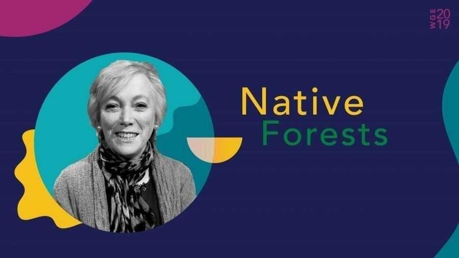 Planting native trees